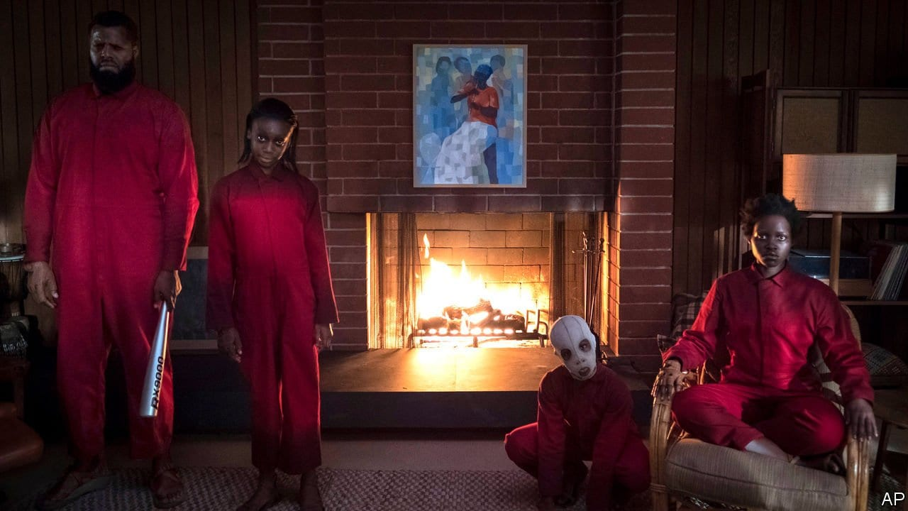 Meet the Untethered - the doppelganger family from Jordan Peele's 'Us'