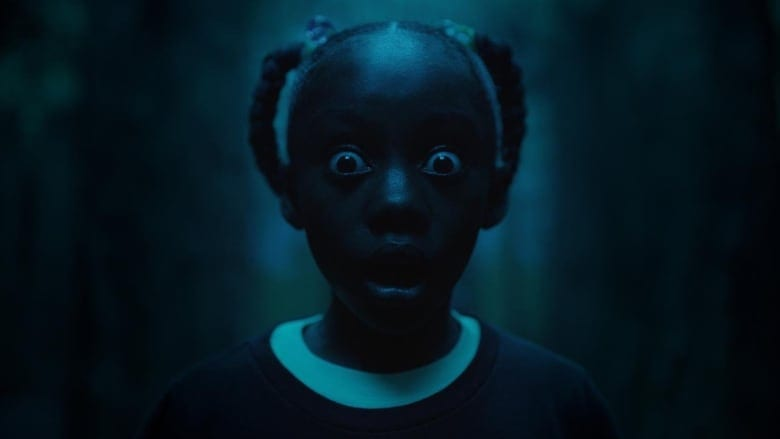 "Young Adelaide Wilson first sees herself in Jordan Peele's ""Us."""
