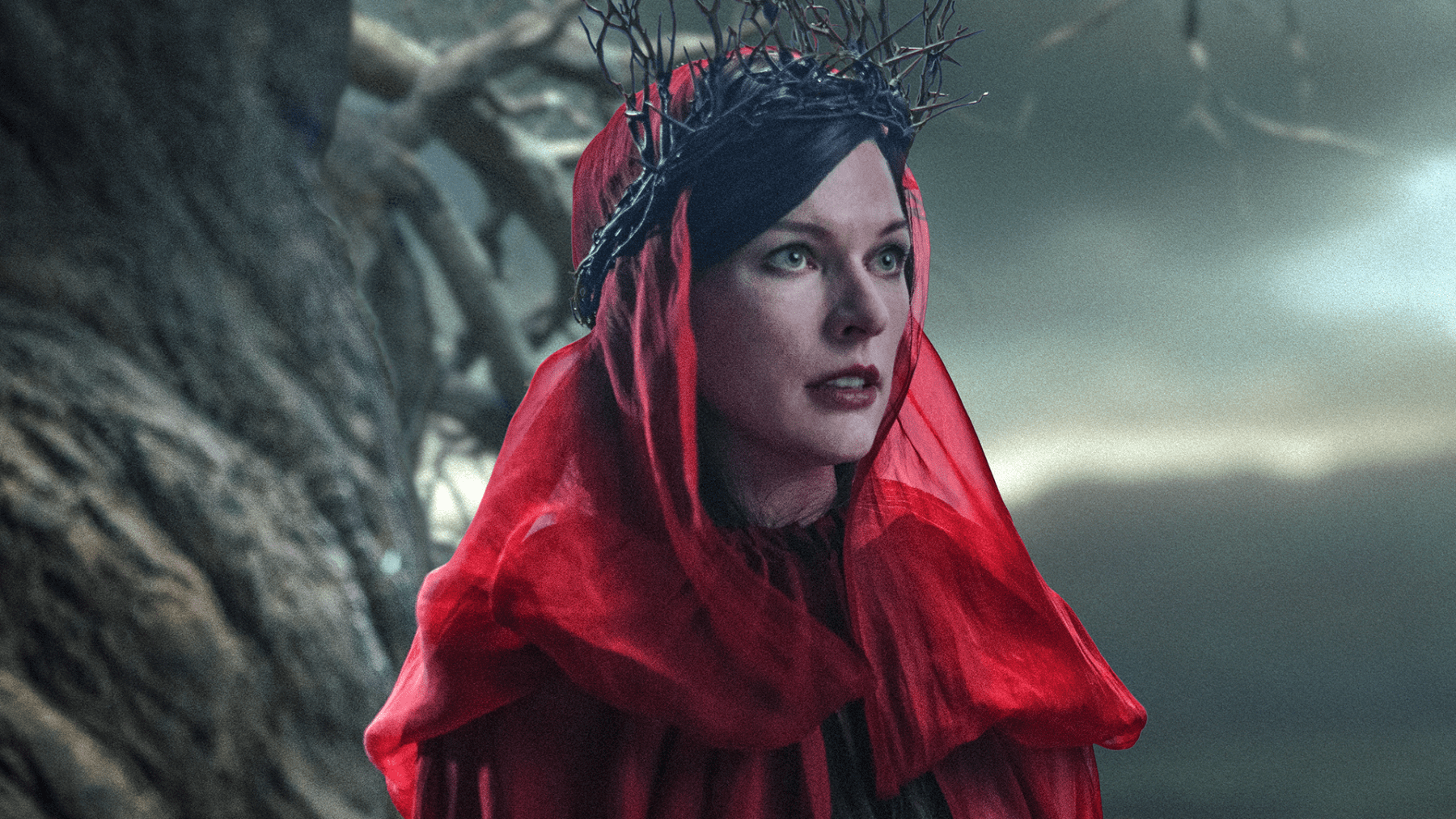 Milla Jovovich shines as the Blood Queen in Neil Marshall