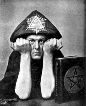 Alistair Crowley