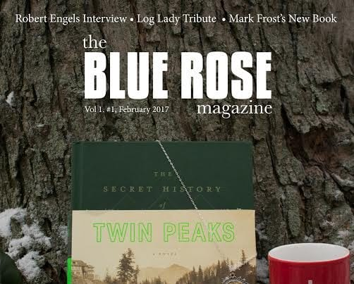 Blue Rose magazine issue 1