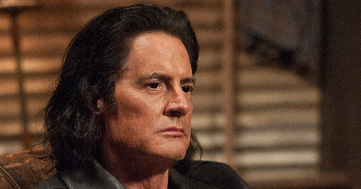 Kyle MacLachlan as Mr C
