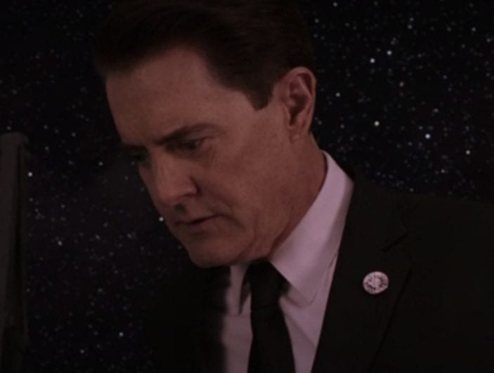 Coopers FBI pin