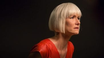 Diane played by Laura Dern