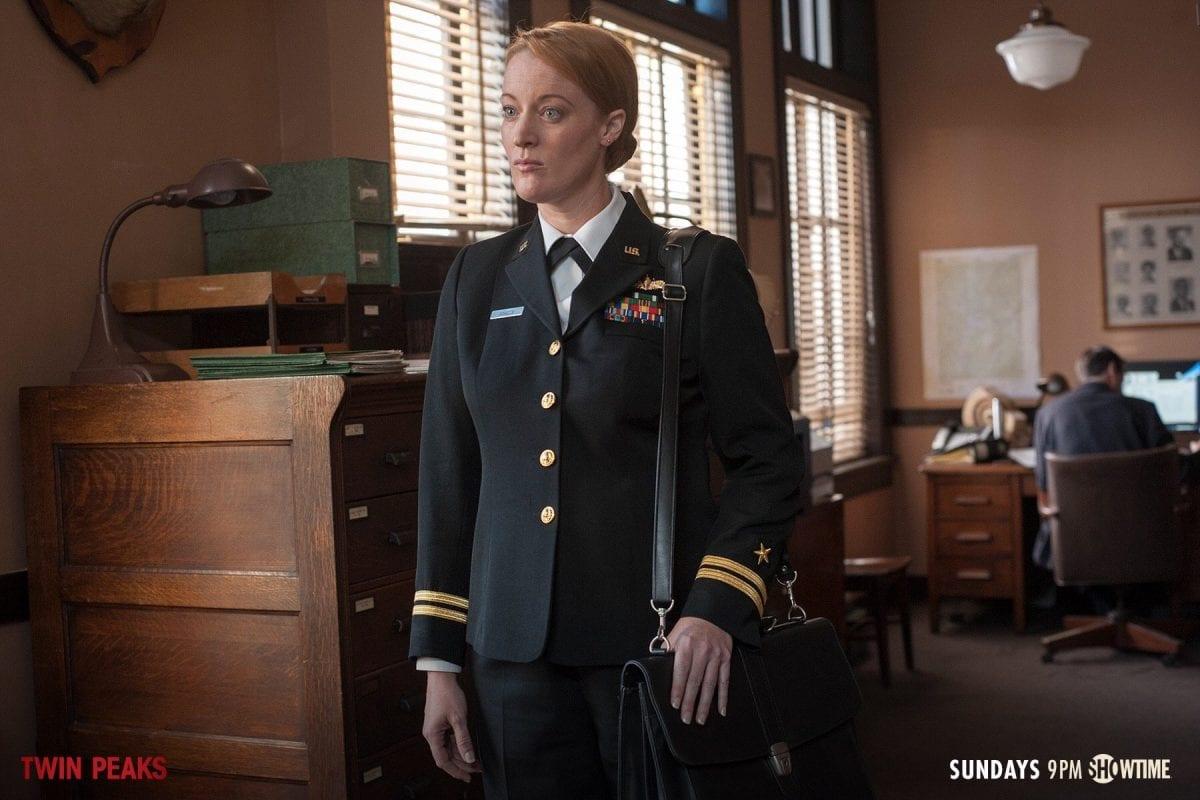 Adele Rene as Cynthia Knox in Twin Peaks
