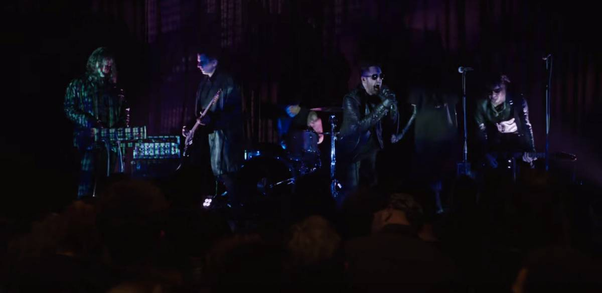 nine inch nails live at the roadhouse