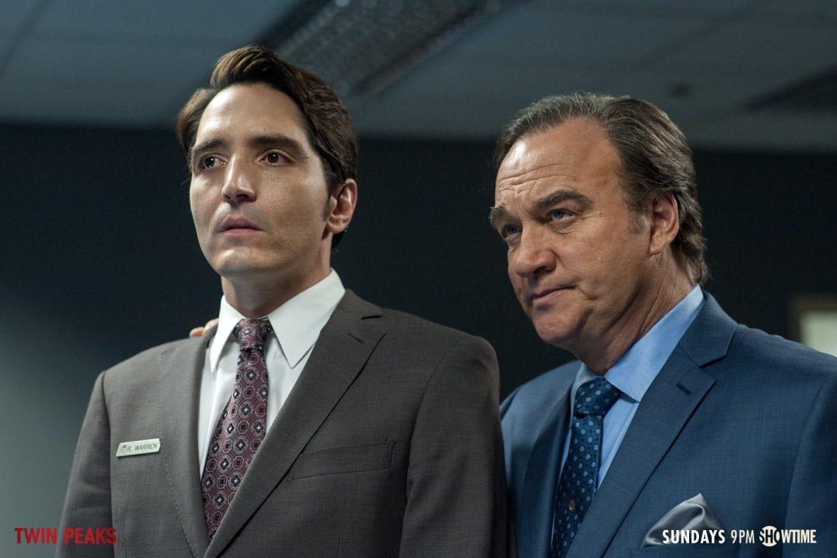 Pit Boss Warrick and Bradley Mitchum