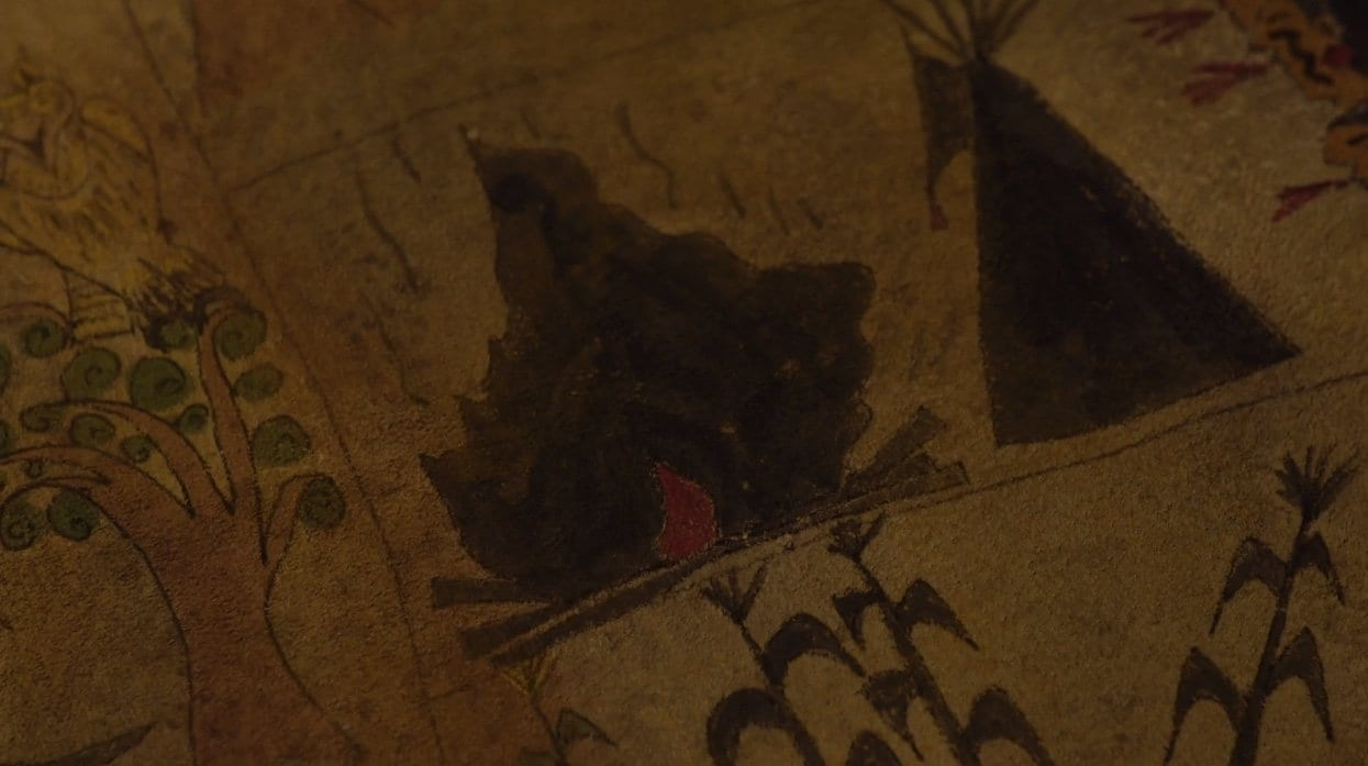 black fire on Hawks map