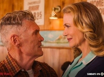 Ed and Norma finally together in Twin Peaks