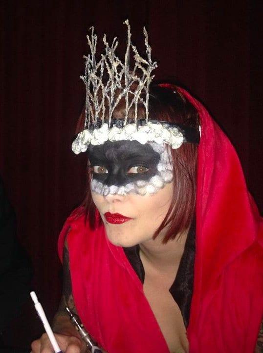 Gisela as Glastonbury Grove