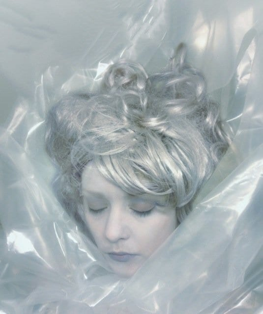 Self-portrait as Laura Palmer (2014) from my art project 365 Masquerades