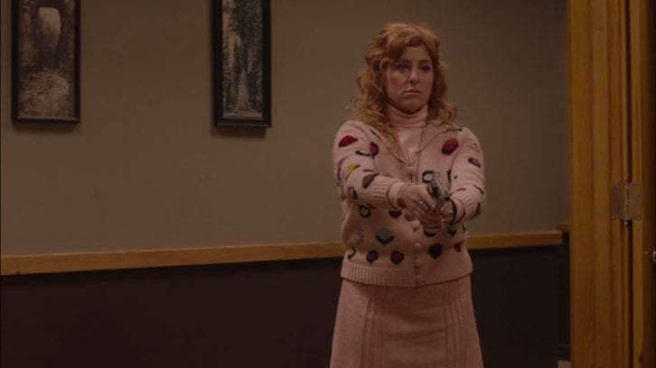 lucy shoots mr c in twin peaks