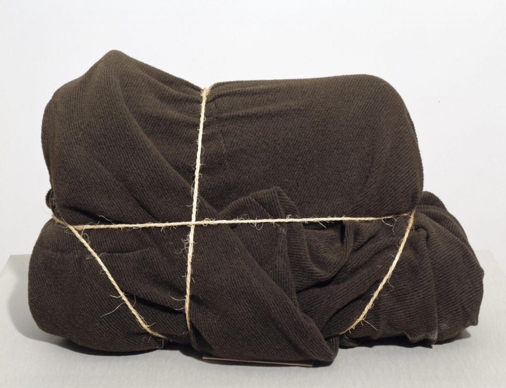 L'Enigme d'Isidore Ducasse 1920, remade 1972 by Man Ray 1890-1976