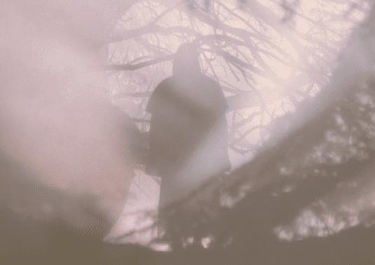 a mystery figure in the woods twin peaks