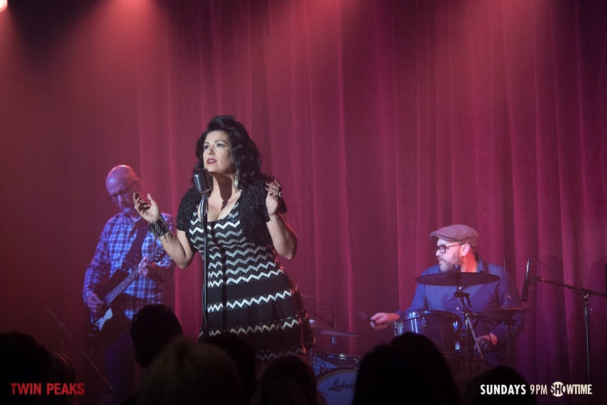 Rebekah-Del-Rio at the Roadhouse