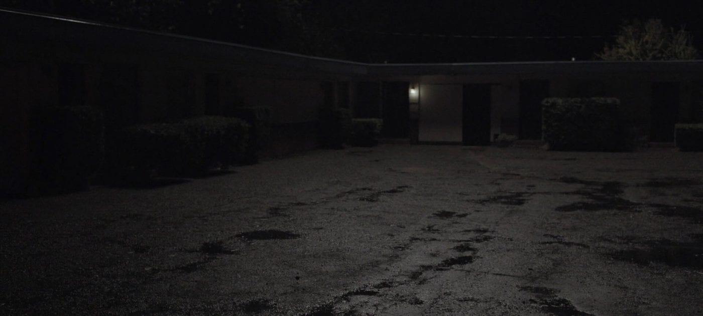 The Dutchman's motel in Twin Peaks