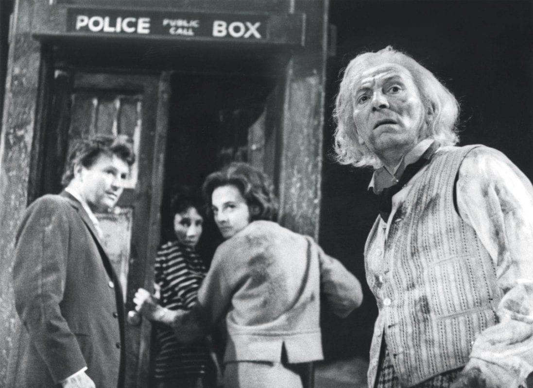 original Doctor WHO