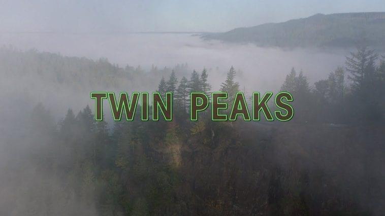 Twin Peaks Return title screen