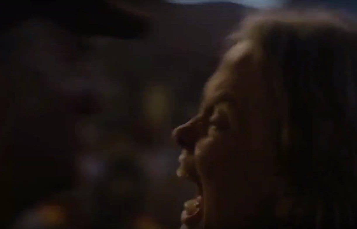 Sarah Palmer becomes the lioness