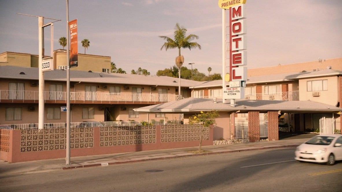 Motel in Las Vegas