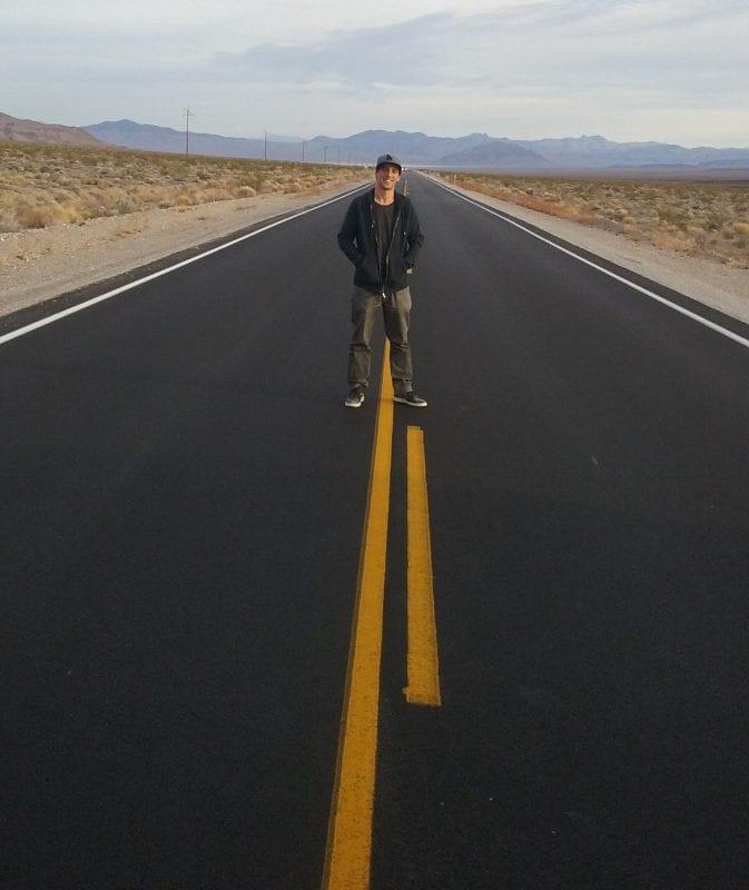 Ivan Bukta on the Lost Highway
