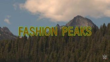Fashion Peaks WWE