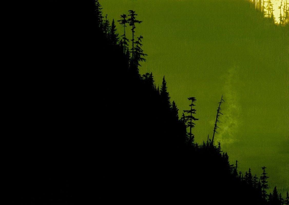 After Mountainscape 2 - Copyright Jess Purser