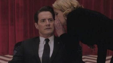 Special Agent Dale Cooper, Kyle MacLachlan, Carrie Page, Laura Palmer, Sheryl Lee, Twin Peaks, The Return