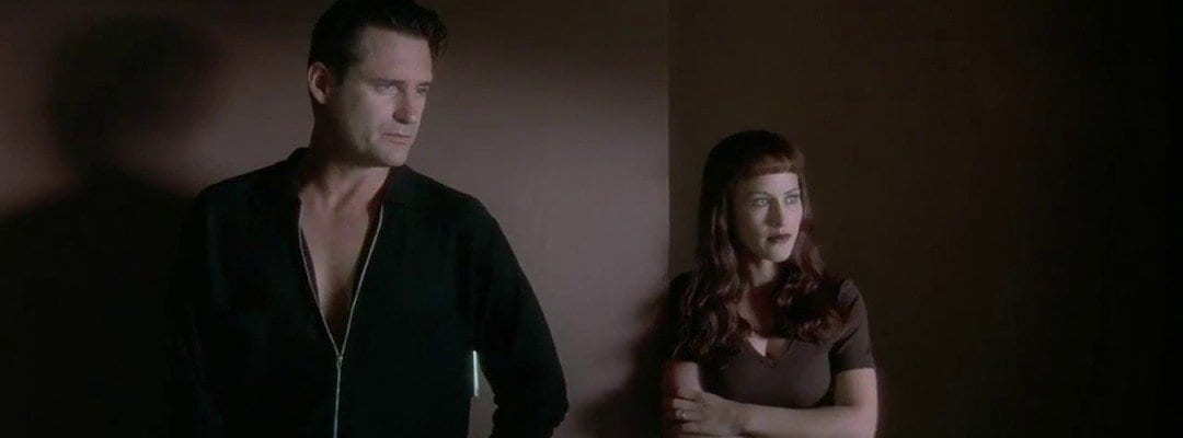 Fred and Renee in Lost Highway