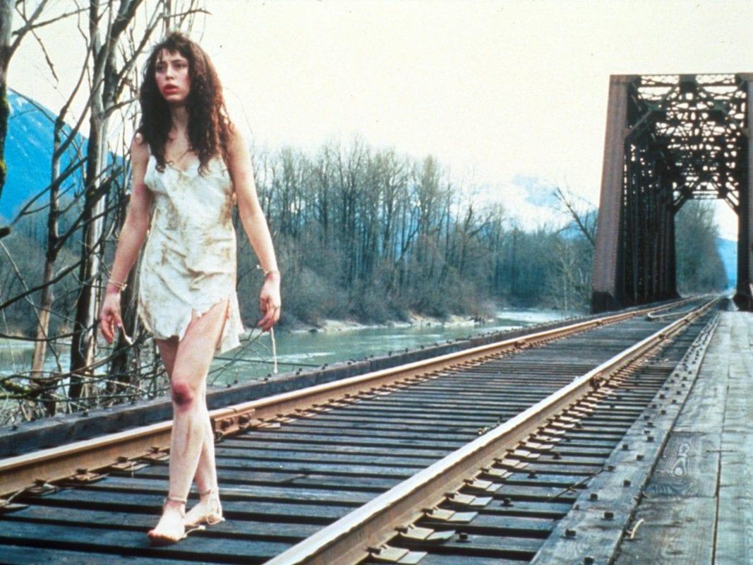 Ronette Pulaski walks the Bridge