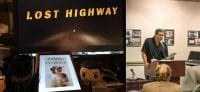 Lost Highway book signing