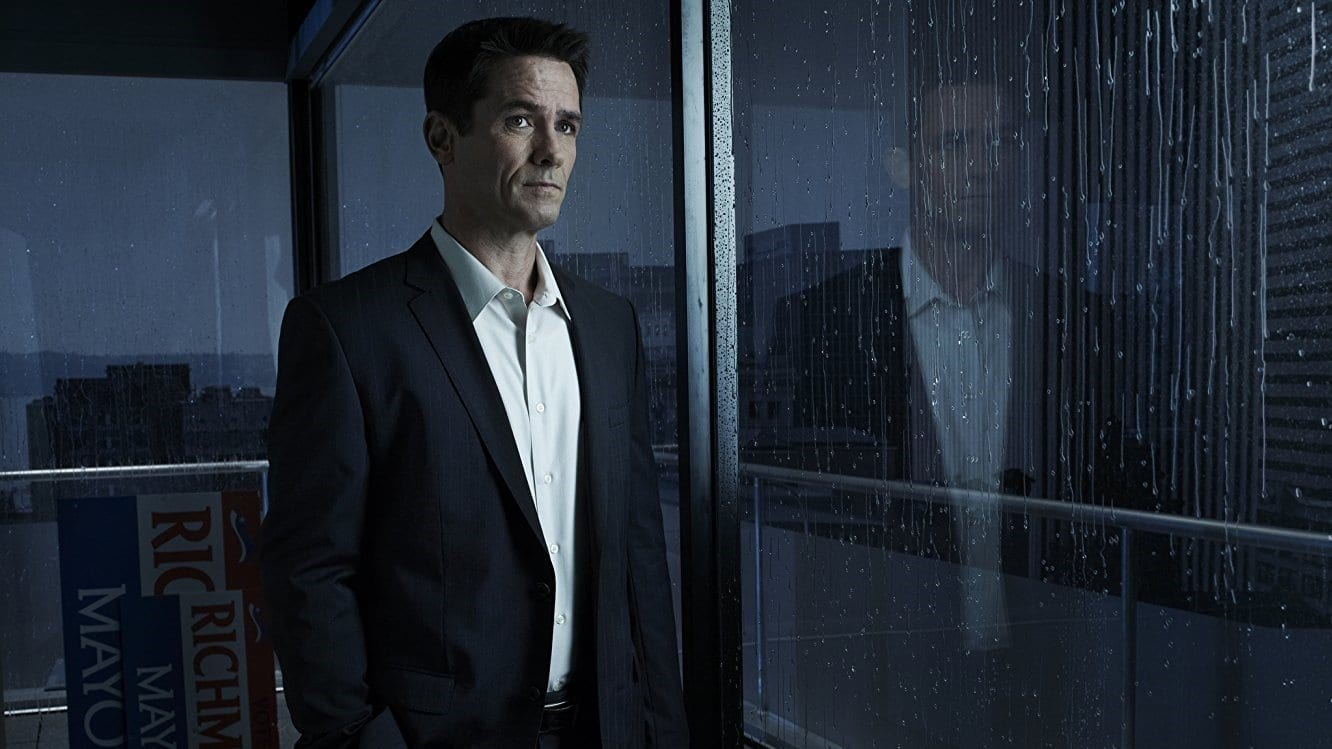 Billy Campbell stars in the first two seasons of The Killing as the Mayor