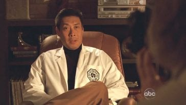 Francois Chau in Lost