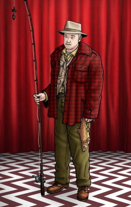 Pete Martell by Paul Hanley