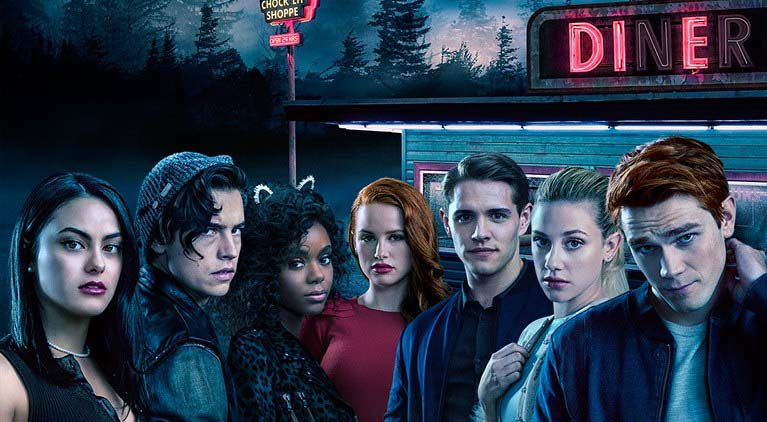 Riverdale S1 poster