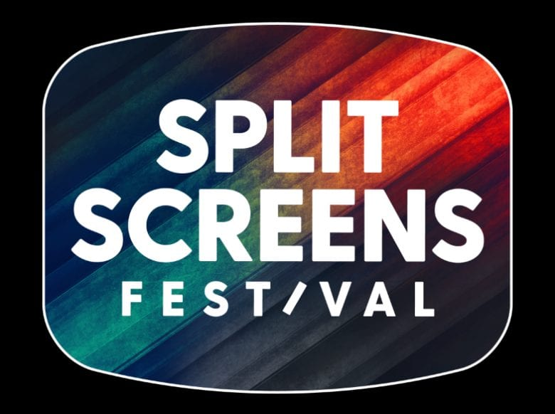 The Split Screens Festival logo
