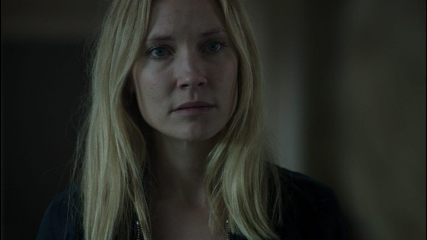 Moa Gammel as Eva Thörnblad in Jordskott