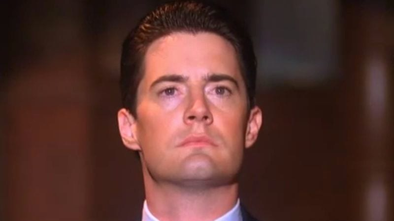 Kyle MacLachlan as Agent Cooper