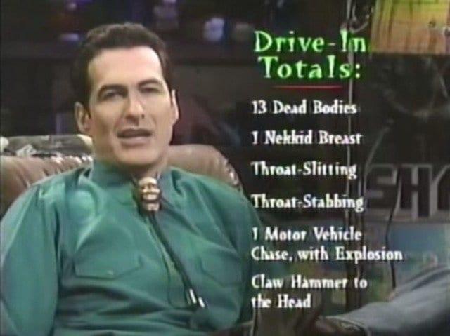 Drive In Totals screenshot