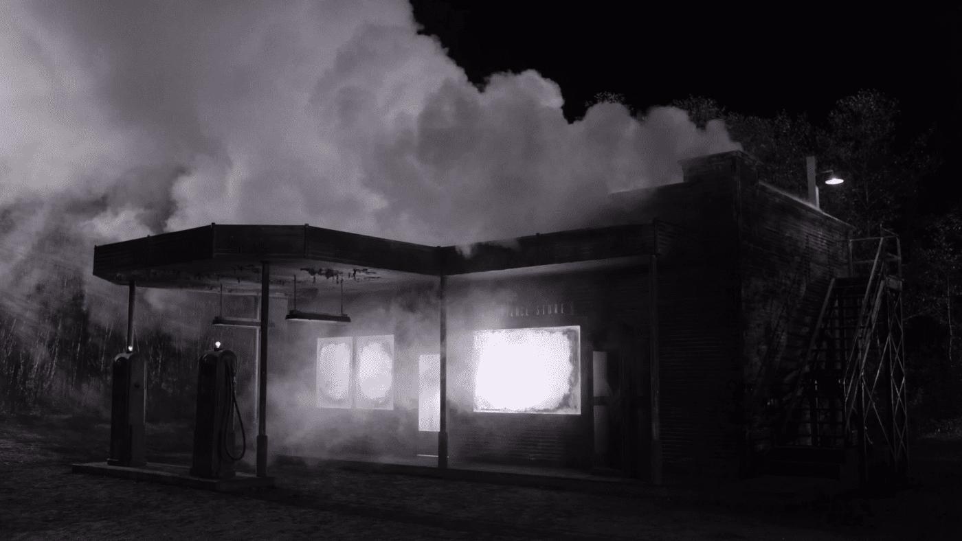 a smoking convenience store