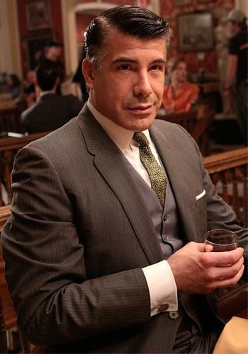 Sal Romano looks very dapper in Mad Men