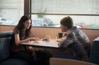 Jill and Tommy Garvey meet in a diner