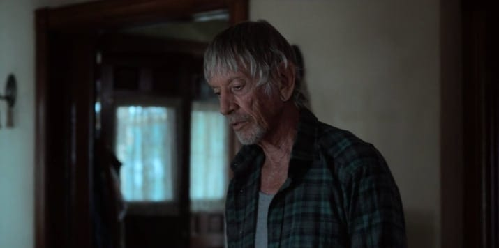 Alan Pangborn in Castle Rock as a retired policeman