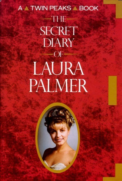 The front cover of The Secret Diary of Laura Palmer