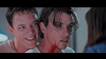 Matthew Lillard in Scream