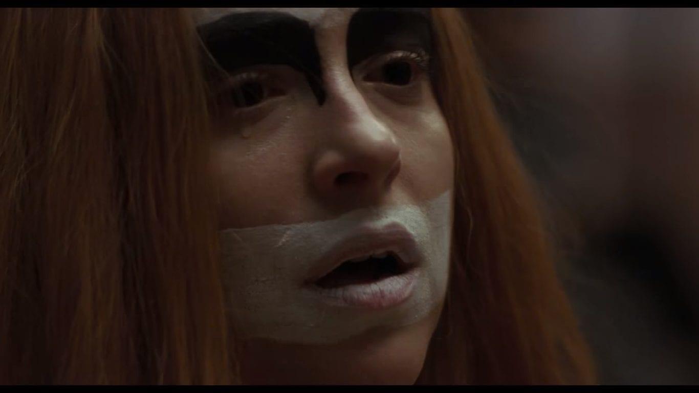 Dakota Johnson as Susie Bannion in Suspiria