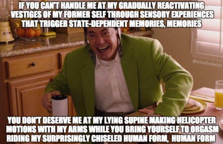 Dougie Cooper meme