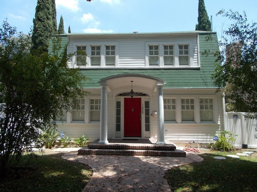 Nancy Thompsons house in A Nightmare on Elm Street