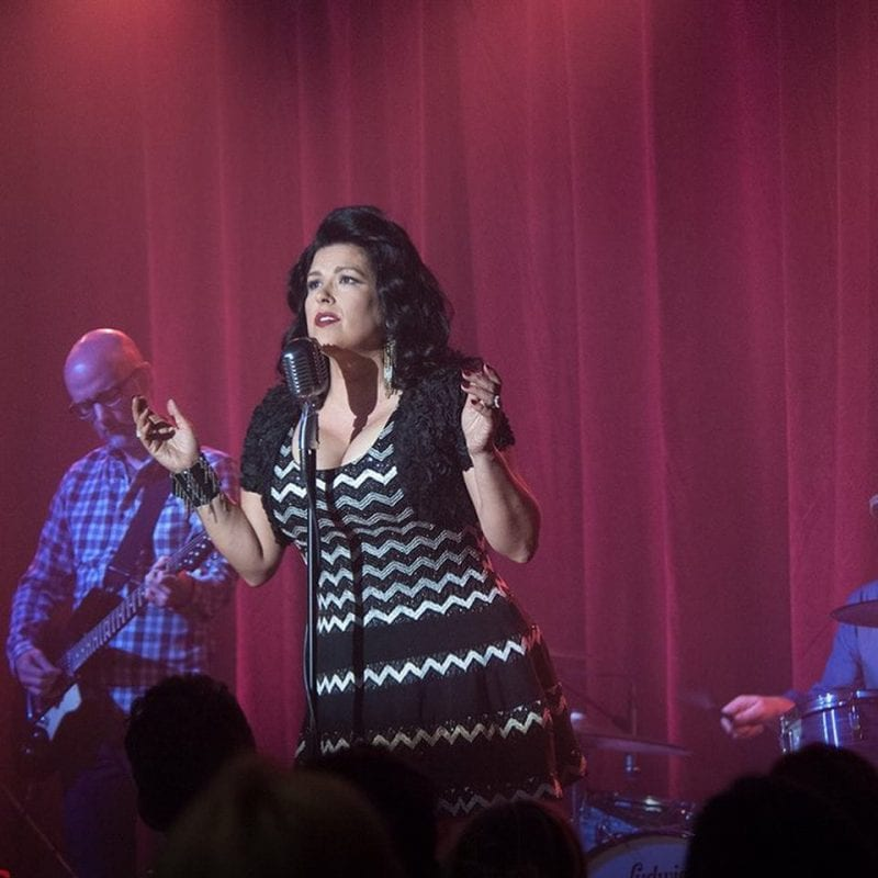 rebekah del rio sings no stars in Twin Peaks