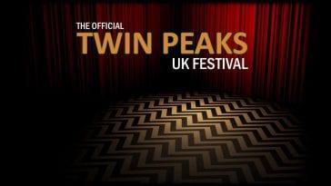Twin Peaks UK Festival logo